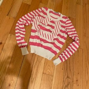 Moschino jeans heart sweater